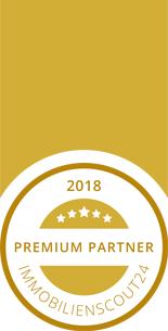 Logo Immoscout Premium Partner 2018
